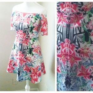 Aqua : Tropical Dress